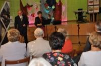Inauguracja Nowego Roku Akademickiego na Lubelskim Uniwersytecie Trzeciego Wieku Filia w Łęcznej