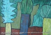"""Ogólnopolski Konkurs Plastyczny """"Barwy lasu"""" zorganizowany przez Miejsko-Gminny Ośrodek Kultury w Kaliszu Pomorskim"""