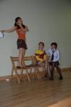 Eliminacje do wojewódkiego konkursu teatrów dziecięcych i młodzieżowych