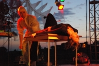 Noc świętojańska - teatr Sans Gravitation