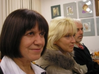 Wernisaż wystawy malarstwa Teresy Ogórek