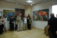 Włodzimierz Witalis Tyc - wystawa malarstwa