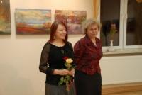 Wystawa Krystyny Gałat - Grzywy