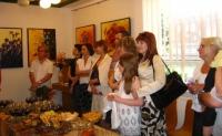 Wystawa malarstwa Pawła Brodzisza -