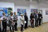MÓJ ZODIAK - wernisaż wystawy malarstwa Krzysztofa Trzaski