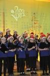 Koncert świateczny w wykonaniu chóru Prima VOLTA