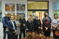 Wernisaż wystawy poplenerowej XIII Międzynarodowego Pleneru Artystycznego Łęczna 2017