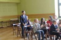 Dn. 07.05.2018 r  Centrum Kultury w Łęcznej  zorganizowało eliminacje gminne 37 Małego Konkursu Recytatorskiego