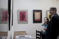 Wystawa malarstwa Stanisława Andrzeja Winiarskiego Galeria ODK