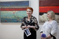 Wystawa malarstwa Teresy Stasiak