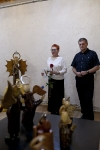 Wystawa rękodzieła Sławomira Pogonowskiego