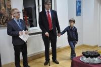 DESZCZ PAMIĘCI - wernisaz wystawy malarstwa Stanisława Andrzeja Winiarskiego