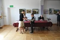 Eliminacje gminne 38. Małego Konkursu Recytatorskiego