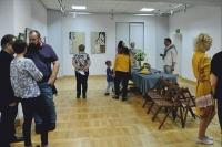 Wernisaż wystawy Joanny Słupskiej-Maron