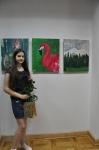 Wystawa zbiorowa uczestników zajęć malarskich w Centrum Kultury