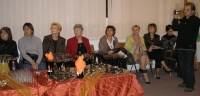 IV Międzynarodowy Plener Malarski Łęczna 2008 - wystawa poplenerowa