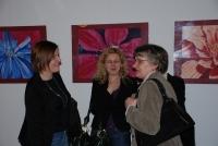 Wernisaż wystawy pasteli Moniki Baczyńskiej