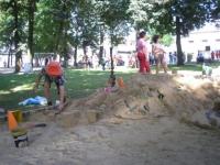 Lato na starówce - Łęczna 2009