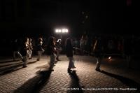 Noc Świętojańska - występ zespołu tańca nowoczesnego SPEED DANCE