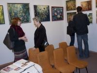 Wystawa malarstwa Marzeny Mazurek-Jędrak