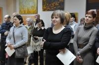 Wernisaż wystawy malarstwa Pawła Brodzisza