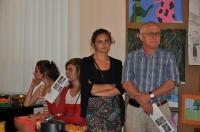 Wystawa prac uczniów Gimnazjum nr 1 w Łęcznej pod kierunkiem Pani Agnieszki Grudzień