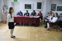19. Jesienny Konkurs Recytatorski - Świat jest teatrem - eliminacje gminne