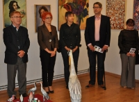 GALERIA ODK - wystawa zbiorowa twórczości PLAMY