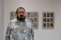 Wernisaż wystawy Roberta Znajomskiego