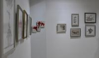 Kwiaty igłą malowane - wernisaż wystawy zbiorowej
