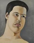 Wernisaż wystawy malarstwa Tomasza Karabowicza