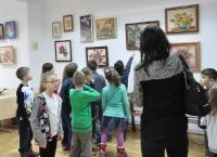 Wizyta dzieci ze świetlicy SP nr 2