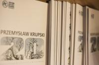 Przemysław Krupski - wernisaż