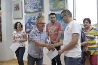 14 Międzynarodowy Plener Artystyczny Łęczna 2018 -Otwarcie wystawy