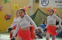 XIV Turniej Tańca Nowoczesnego o Puchar Burmistrza Łęcznej