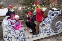 Wycieczka do Wioski Świętego Mikołaja