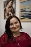 Wystawa członków Łęczyńskiego Stowarzyszenia Twórców Kultury i Sztuki PLAMA